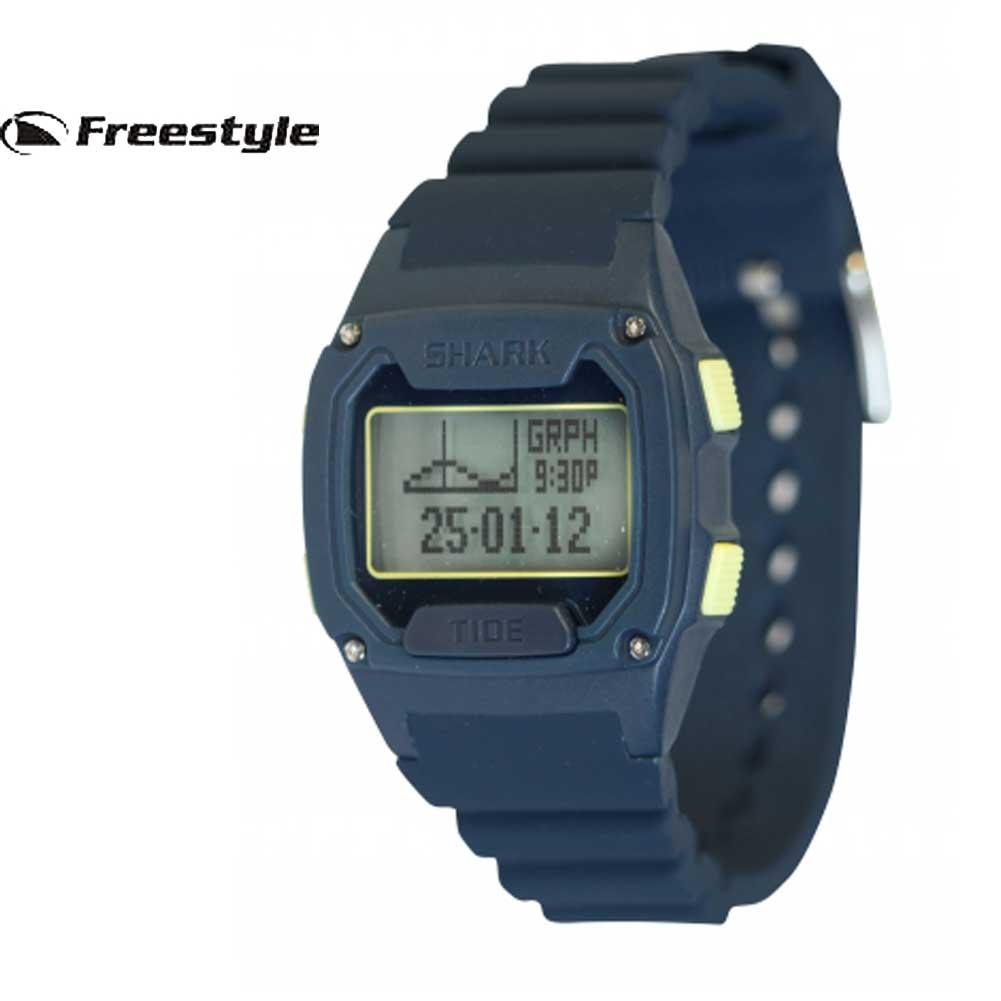 フリースタイル腕時計 SHARK TIDE 250 NAVY FS10025731/FREE STYLE 男性用腕時計 サーフウォッチ