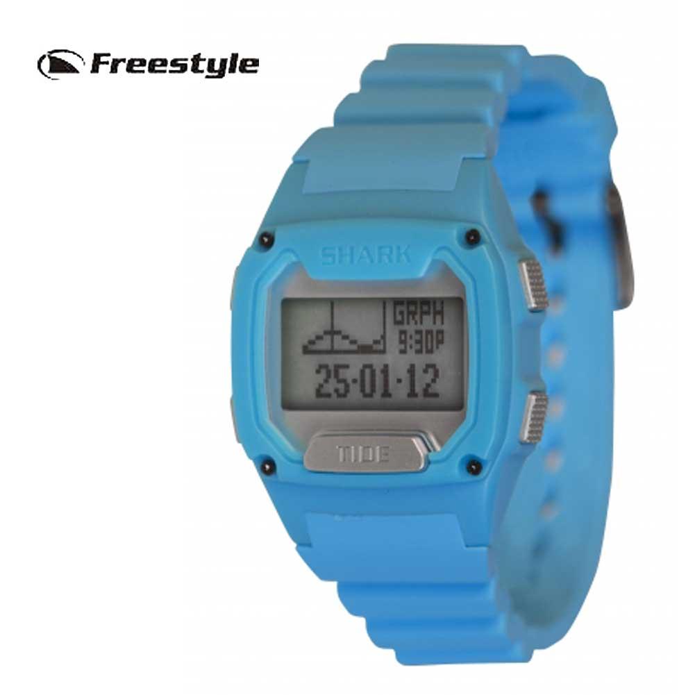 フリースタイル腕時計 SHARK TIDE 250 SKY BLUE FS1002573/FREE STYLE 男性用腕時計 サーフウォッチ