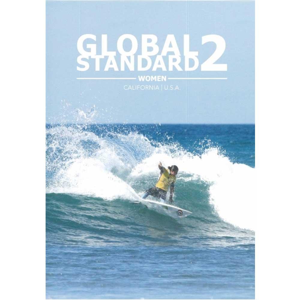 GLOBAL STANDARD -WOMEN- #2 グローバルスタンダード ウィメン2/Surf DVD サーフィン