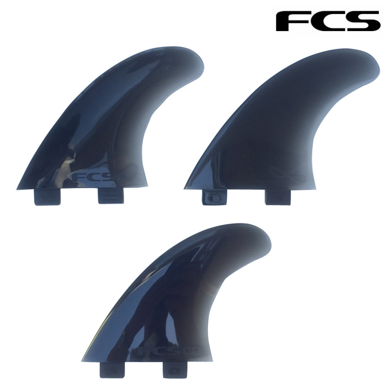 FCS フィン M5 SOFT FLEX FIN ハイパフォーマンスフィン/ショートボード サーフィン