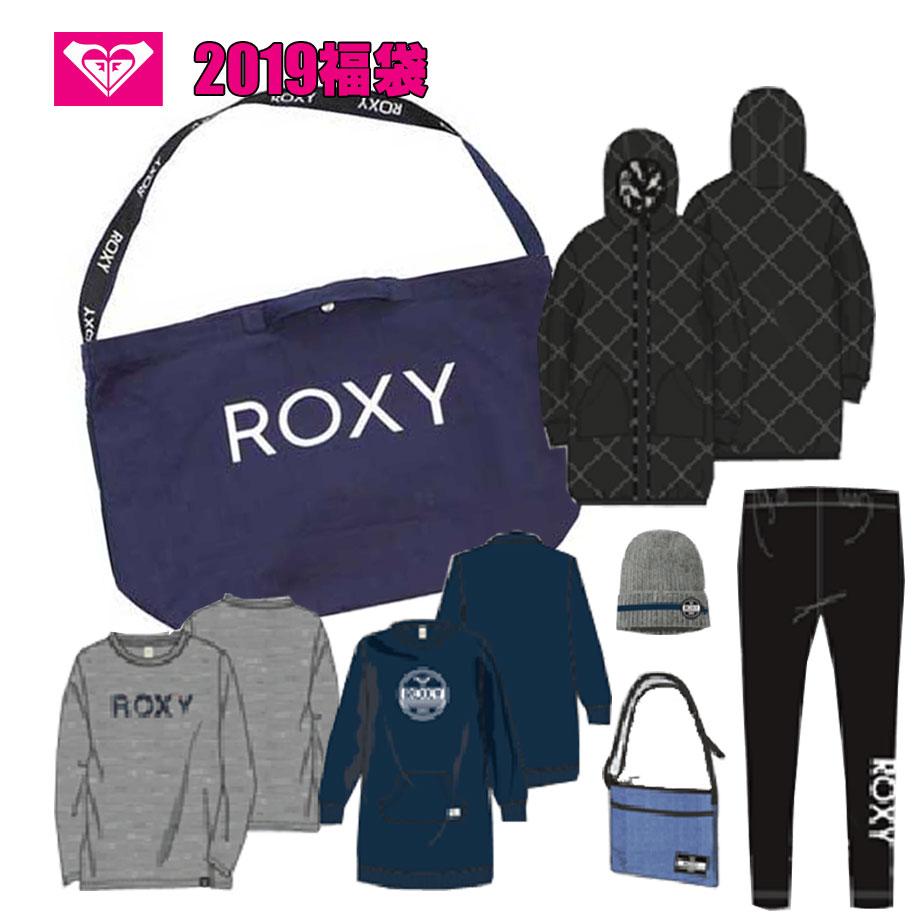2019年 ロキシーレディースウェア福袋/ROXY