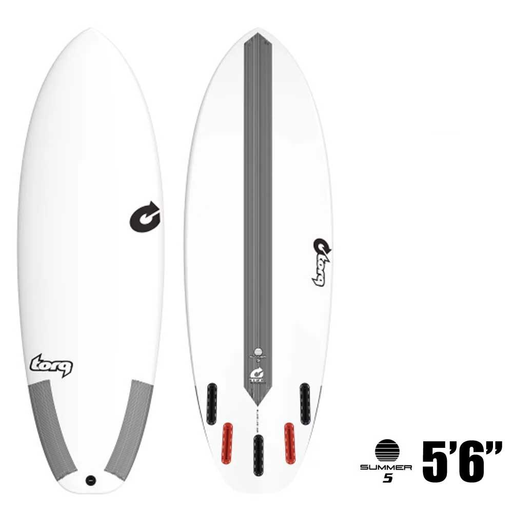 ショートボード TORQ SurfBoard トルクサーフボード TEC SUMMER5   5'6