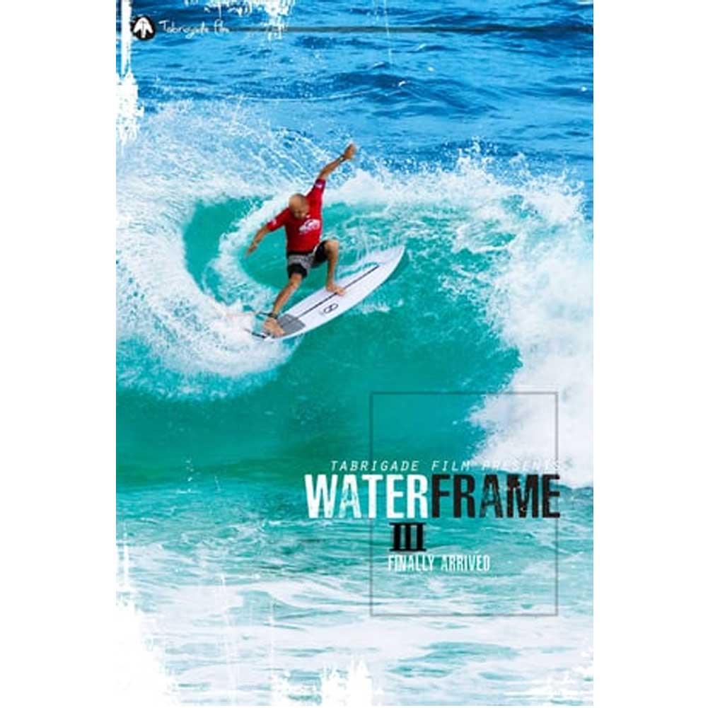 WATERFRAME3 FINALLY ARRIVED  ウォーターフレーム3/サーフィンDVD