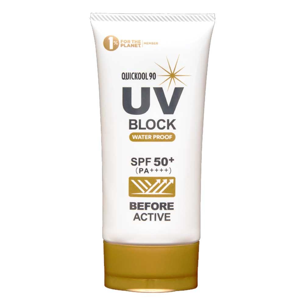 QUICKOOL90 UV BLOCK/クイックールキュウレイ日焼け止め SPF50