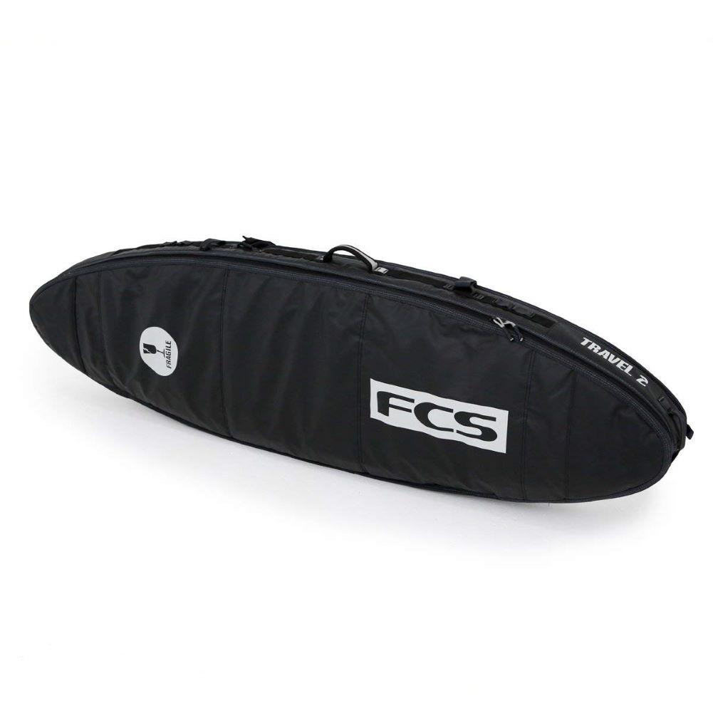 FCS(エフシーエス)サーフボードケース Travel 2 ケース 6.3 FUNBOARD ショートボード