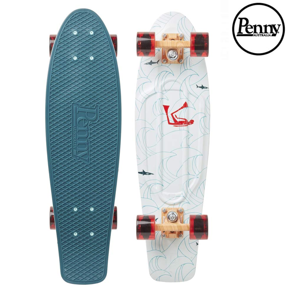 Penny Skateboards CAPS アンディ・デイビス コラボ 27inch ペニースケートボード Andy Davis スケボー
