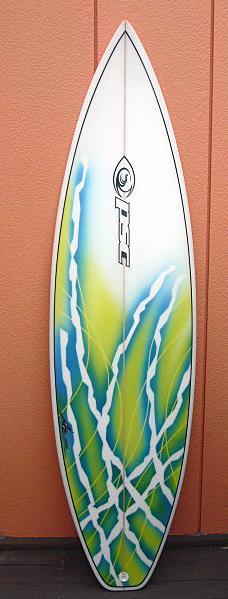 PSCサーフボード ピーエスシーサーフボード PHANTOM 5'11/ショードボード サーフィン