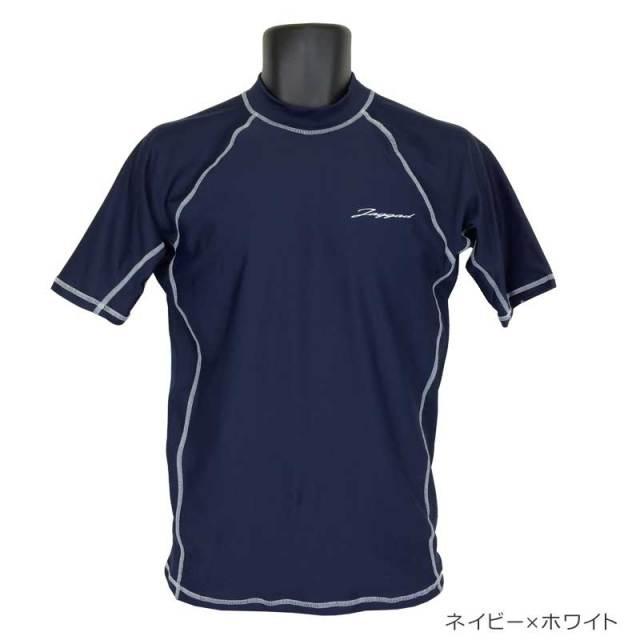 男性用ラッシュガード 半袖 UPF50+ JA-4912