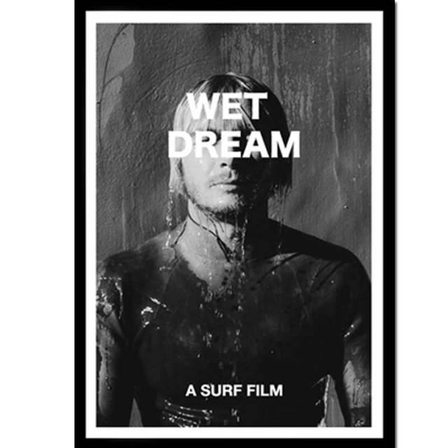 WET DREAM  / TYLER WARREN サーフィンDVD