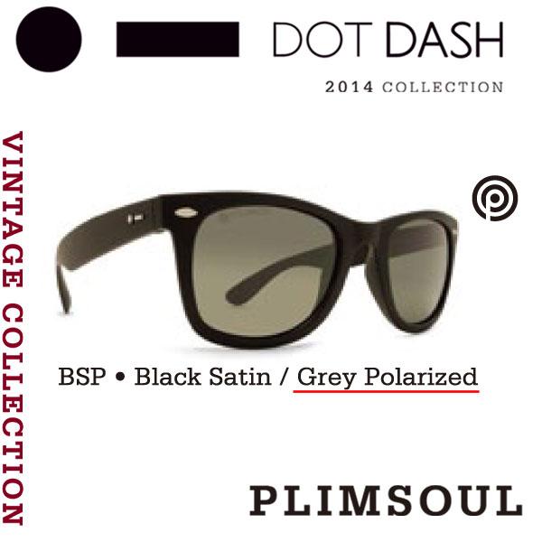 DOT DASH ドットダッシュサングラス PLIMSOUL POLARIZED