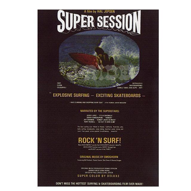 Super Sessions スーパーセッション/サーフィンDVD CLASSIC SURF DVD