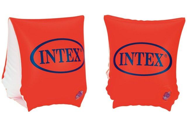 INTEX インテックス  デラックスアームバンド58642NP/玩具/水浴び/浮き輪/海水浴