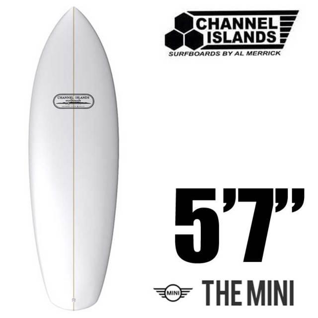 チャネルアイランドサーフボード The Mini 5'7 CHANNEL ISLANDS