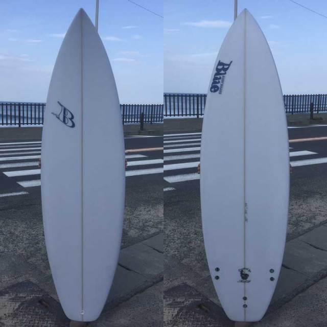 Blue Surfboard ブルーサーフボード ショートボード M-2 5'11