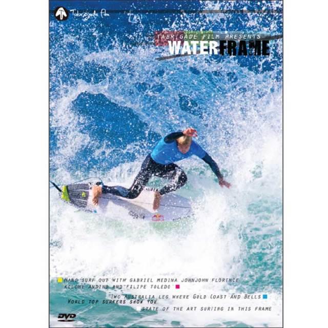 WATER FRAME ウォーターフレーム/Surf DVD サーフィン