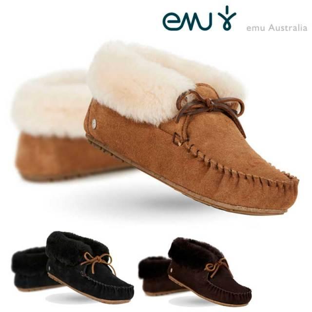 EMU シープスキンブーツ MOONAH ムーナ