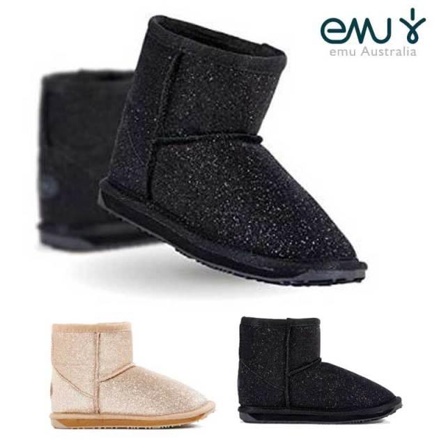 EMU キッズブーツ SPARKLE MINI スパークルミニ