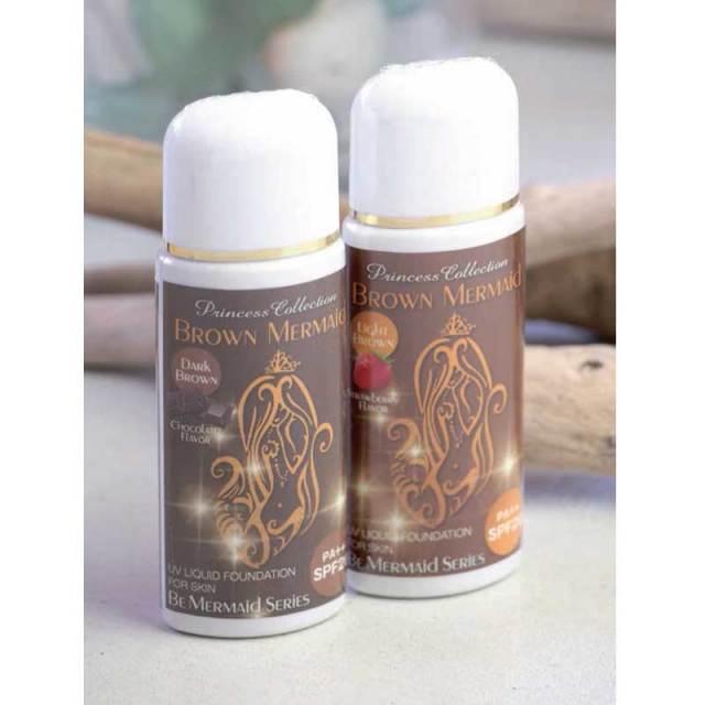 Brown Mermaid ブラウン・マーメイド UV LIQUID FOUNDATION/日焼け止め ファンデーション サーフィン用品