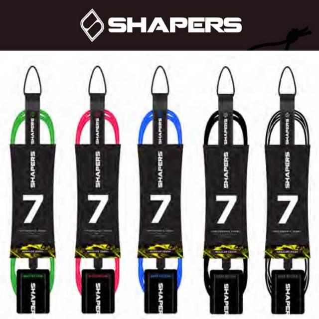 SHAPERS LEASH CORD 7.0ft カーヴィン レギュラーモデル/