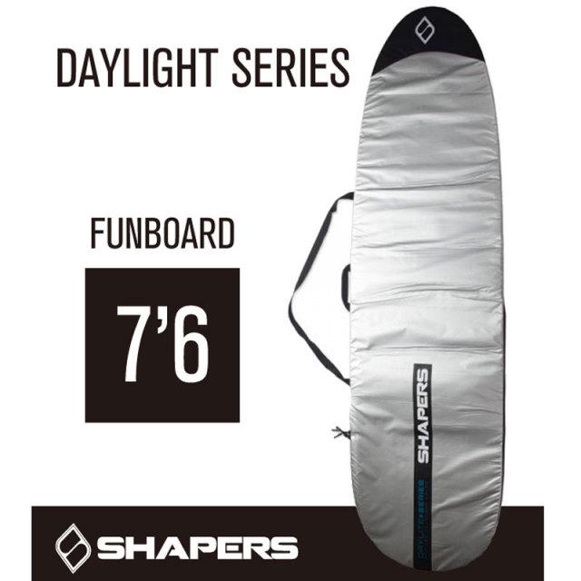 SHAPERS Board case シェーパーズ ボードケース DAYLIGHT SERIES デイライトシリーズ ファンボード 7'6