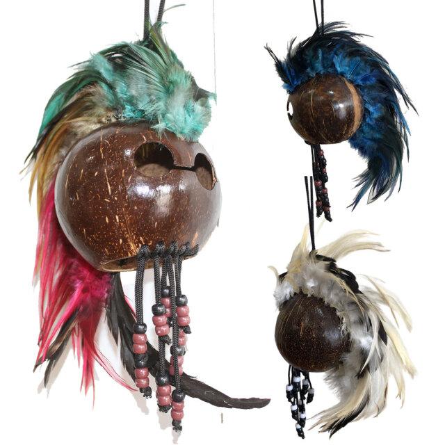 ハワイアン雑貨  ハワイのお守り「イカイカ」Lサイズ/インテリア hawaii ikaika サーファー