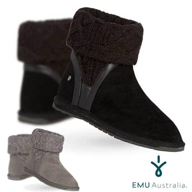 EMU エミュー LONGREACH ロングリーチ 16FW