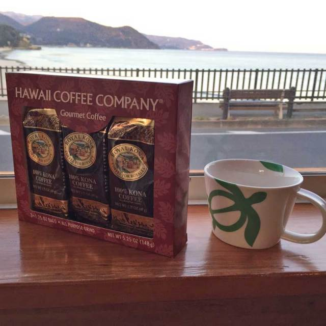 ROYAL KONA COFFEE ロイヤルコナコーヒー 100%コナコーヒーギフトセット/コーヒー ギフト プレゼントコーヒー