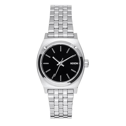 NIXON 腕時計 SMALL TIME TELLER BLACK NA399000-00