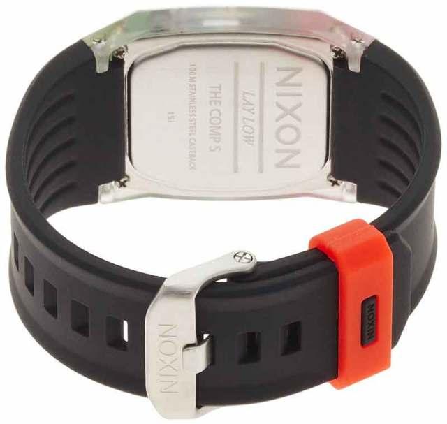 NIXON ニクソン腕時計 THE COMP S BAJA/ユニセックス