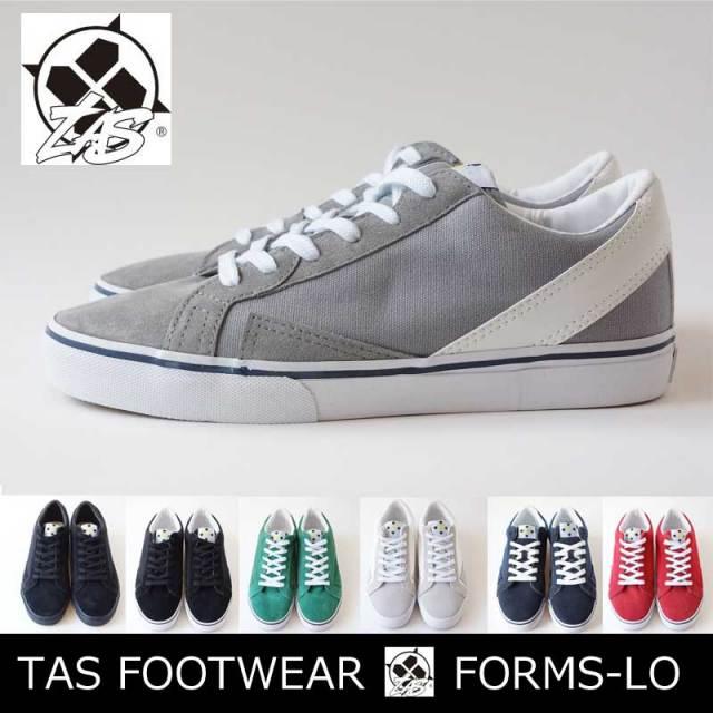 TAS FOOTWEAR FORMS-LO メンズスニーカー/タスフットウェア/靴 メンズシューズ