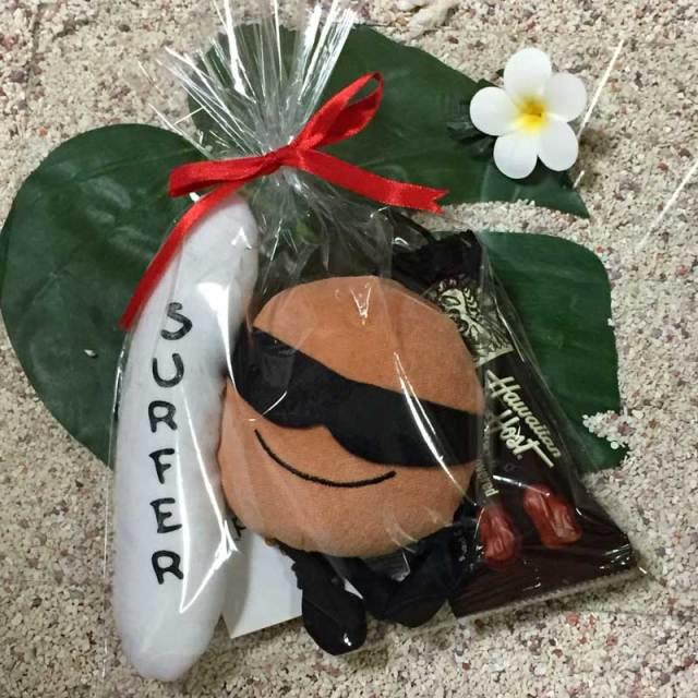 バレンタインデーギフトセット 「Bean World ぬいぐるみ×チョコバーセット」