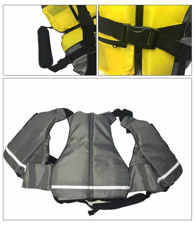 スノーケリングジャケット ジュニア・女性用 YA-494-M/マリンスポーツウェア 安田工業所 YASUDA
