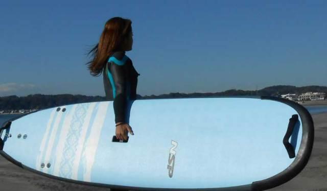 NSP SOFTSCHOOL SURF WIDE シリーズ 9'2