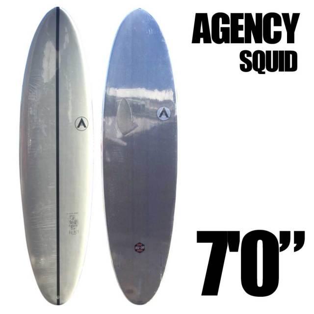 SURFBOARD AGENCY  SQUID 7'0 エージェンシー ソフトサーフボード  スクイッド/ソフトボード ファンボード