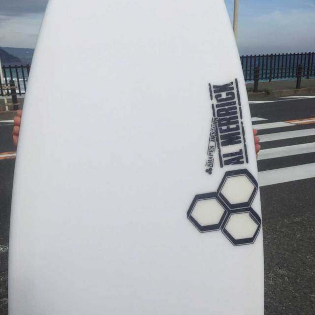 サーフボードCHANNEL ISLANDS チャネルアイランズ The Sampler 5'8 FLEX BAR