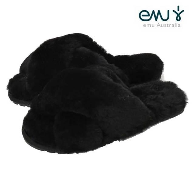 EMU Mayberry エミュー メイベリー/ファーサンダル