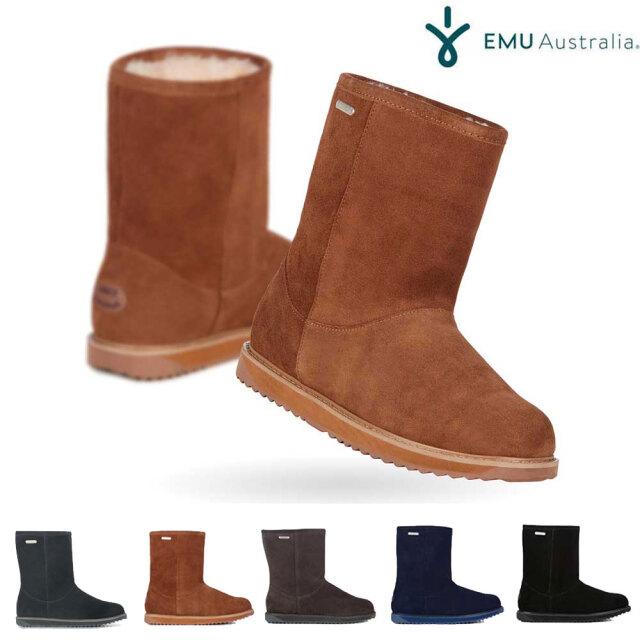【10%OFF】EMU Australia  エミュー Paterson Classic Lo パターソンクラシックロー