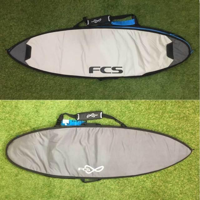 FCS エフシーエス サーフボードケース Explorer 6'0  エクスプローラーショートボード用
