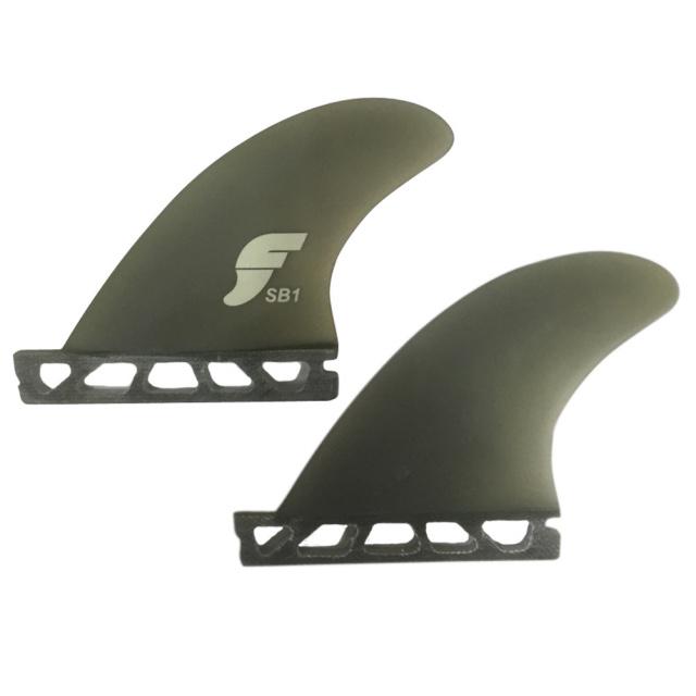 FUTURS FIN フューチャーフィン FIBER GLASS SIDE BITE  SB1 ロングボード用サイドフィン Futures. サーフィン
