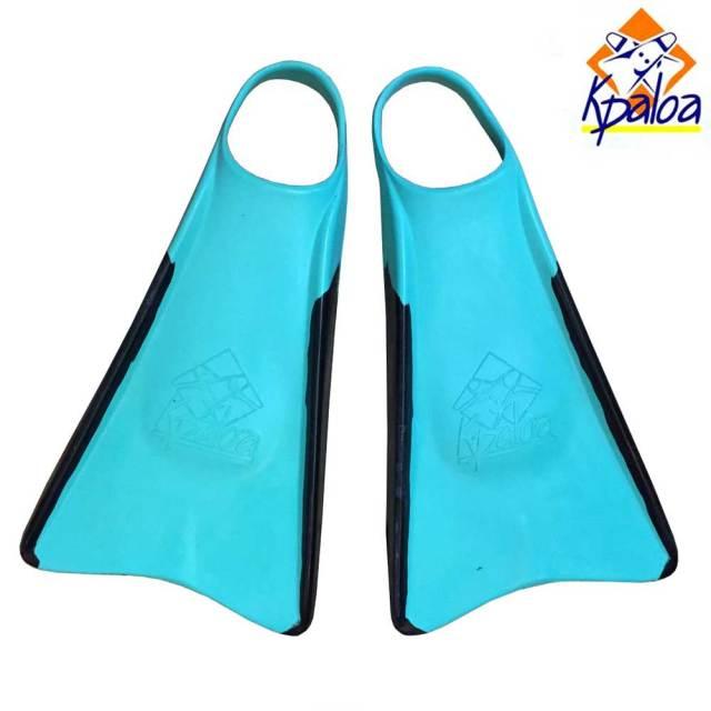 Kpaloa Fin カパロア フィン ボディボードフィン/ミィディアム カラー ミントグリーン/ブラック