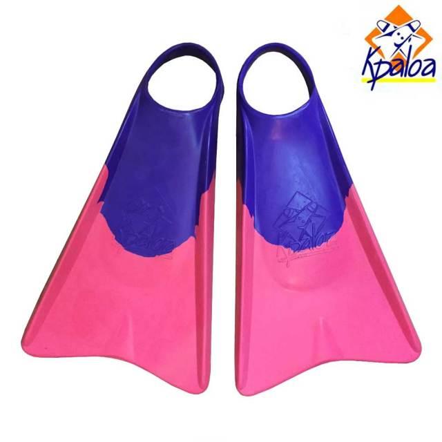Kpaloa Fin カパロア フィン ボディボードフィン/ミィディアム カラー ピンク/バイオレット