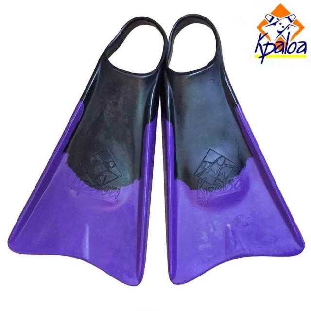 Kpaloa Fin カパロア フィン ボディボードフィン/ミィディアム カラー バイオレット/ブラック