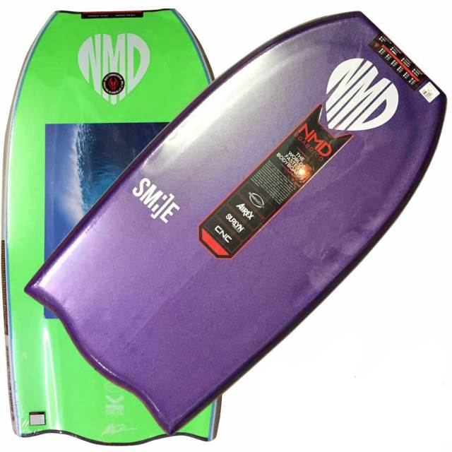 NMD SMILE NEW PRORIDE レディースモデル 36.5インチ ボディボード /スマイル ニュープロライド