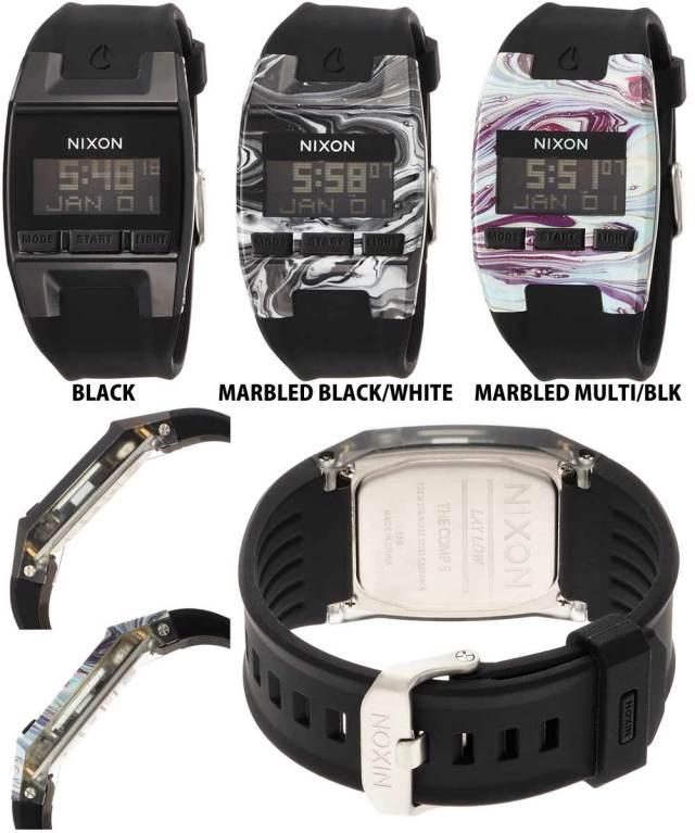 NIXON ニクソン 腕時計 THE COMP S ユニセックス