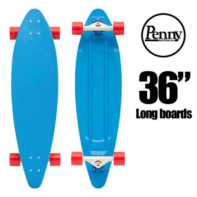 Panny  skateboards Long boards  36インチ/ペニースケートボード ロングボード