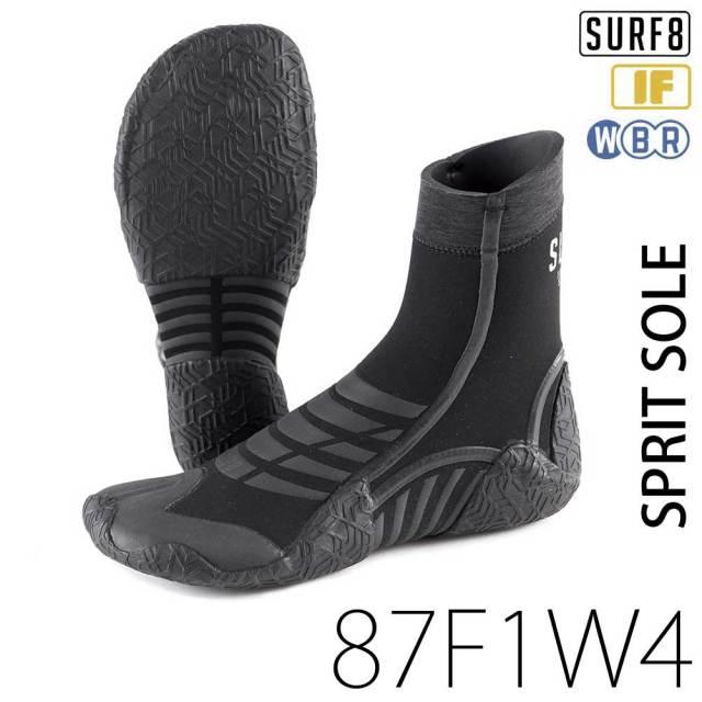 SURF8 3.0mm スプリットソールブーツ SPRIT SOLE BOOTS 87F1W4 IFR/サーフエイト 足指二股仕様 ブーツ 防寒サーフ用品