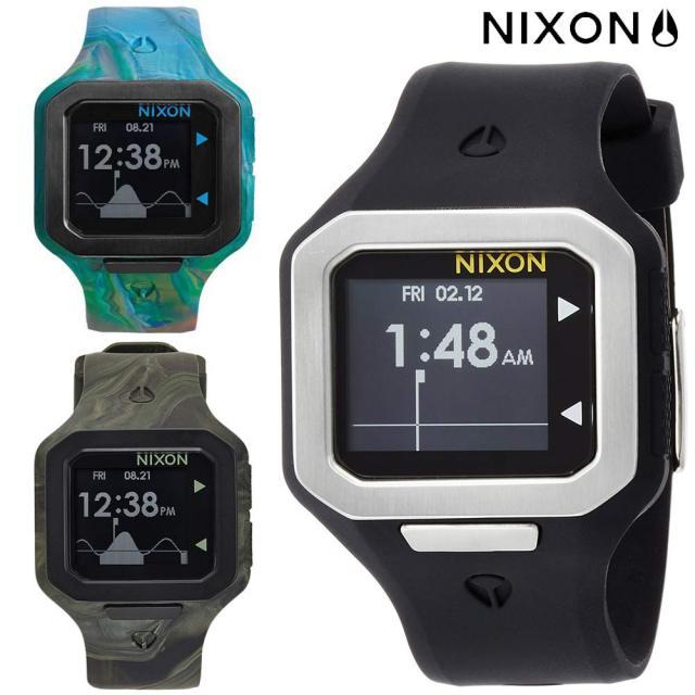 NIXON 腕時計 Supertide 日本限定カラー 男性/ニクソン