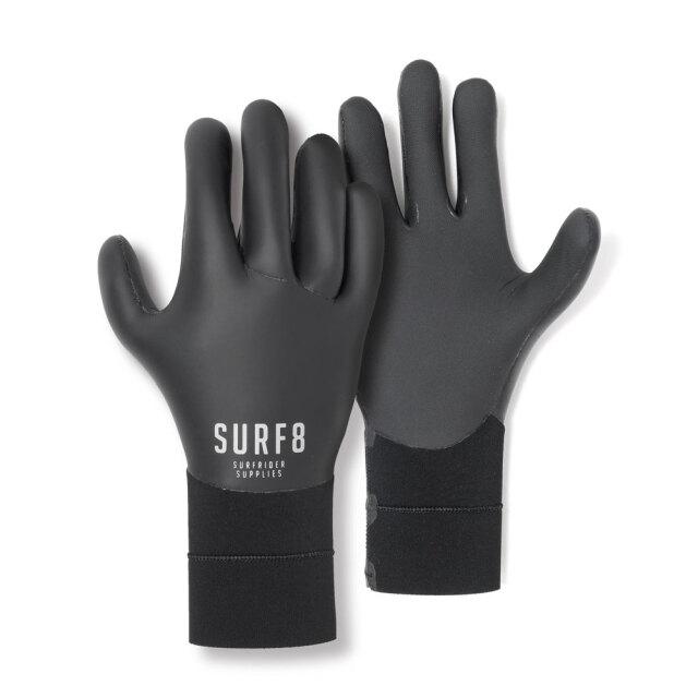 SURF8 2mm スムースラバーグローブ XFLEX 80F2X9/SMOOTH RUBBER サーフエイト 手袋 防寒サーフ用品