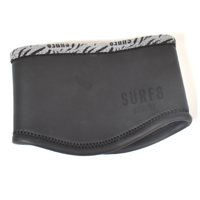 SURF8 ネックアンドヘッドバンド 3mm NECK & HEAD BAND 遠赤起毛 NANORED 87F3R7/サーフエイト 防寒用品