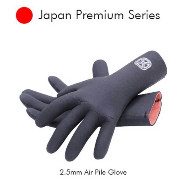 X-tend Gear エクステンドギアー エアーパイルグローブ 2.5mm Air Pile Glove サーフグローブ/防寒サーフ用品